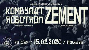 Zement + Kombynat Robotron