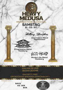 Heavy Medusa
