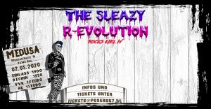The Sleazy R-Evolution rocks Kiel IV
