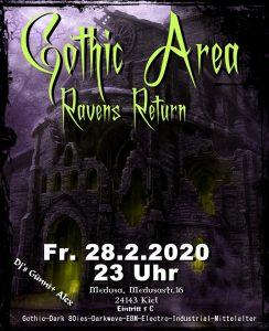 Gothic-Area - Ravens Return